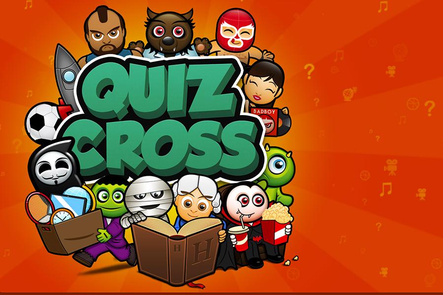 <span>Quizcross</span><i>→</i>